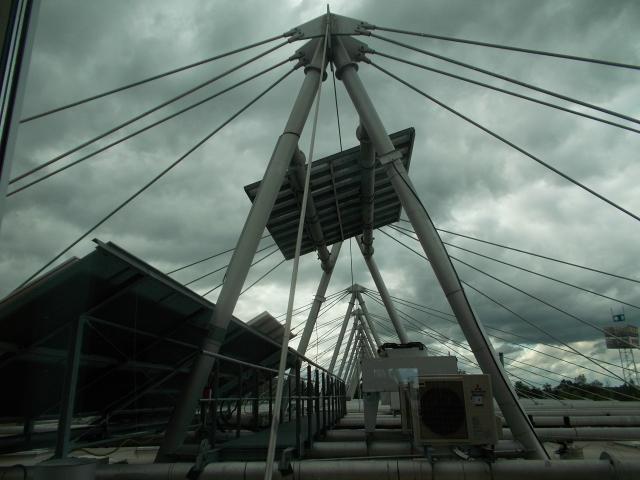 auf dem Dach von Solvis_Solarthermiehersteller