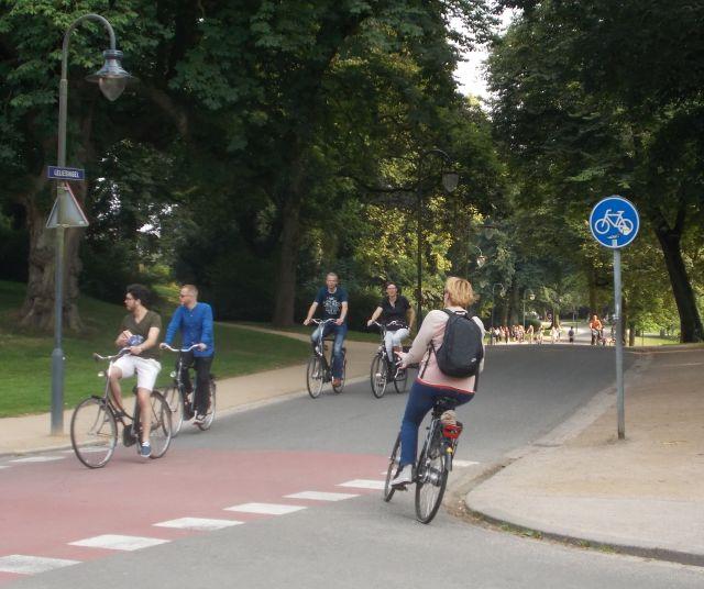 Groningen Radweg