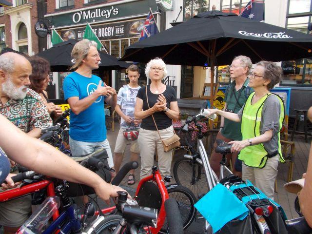 Groningen, Diskussion