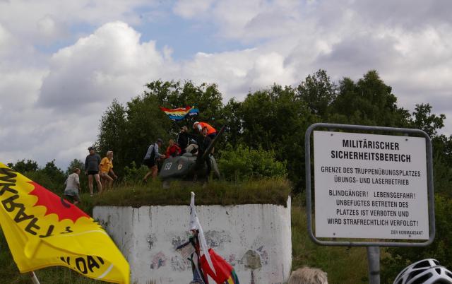 Tour de Natur 2009 - Truppenübungsplatz Colbitz-Letzlinger Heide