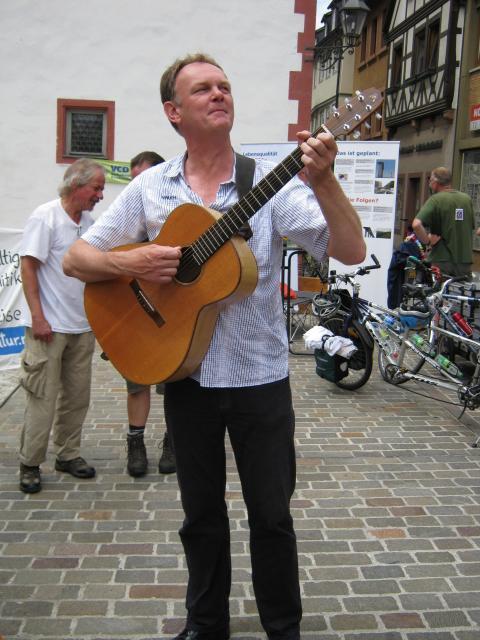 Johannes Wohlfahrt (Fränkischer Liedermacher)