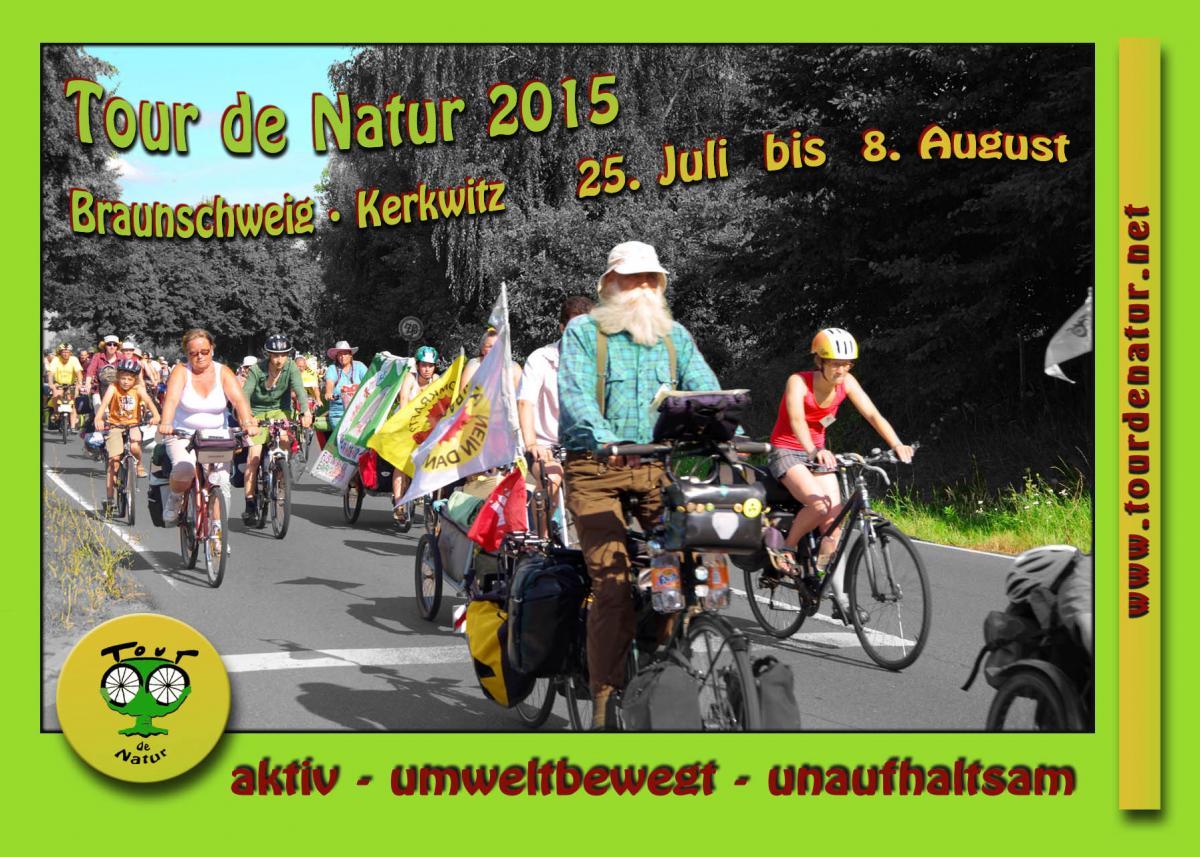 Tour de Natur 2015